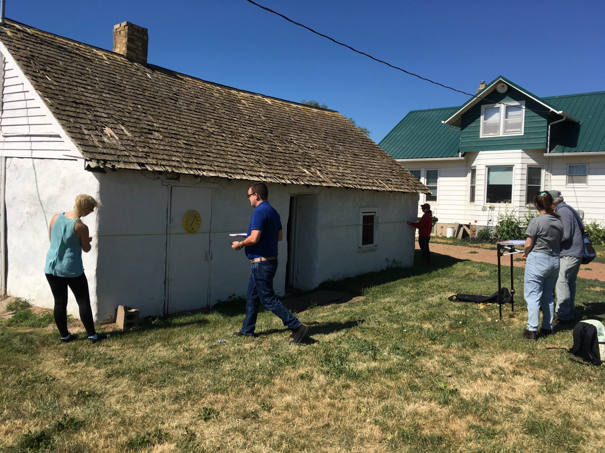 Chapter 2: A Fieldschool Approach – Folk Farmsteads on the Frontier