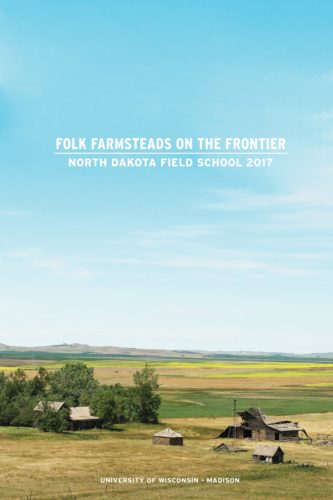 Cover image for Folk Farmsteads on the Frontier
