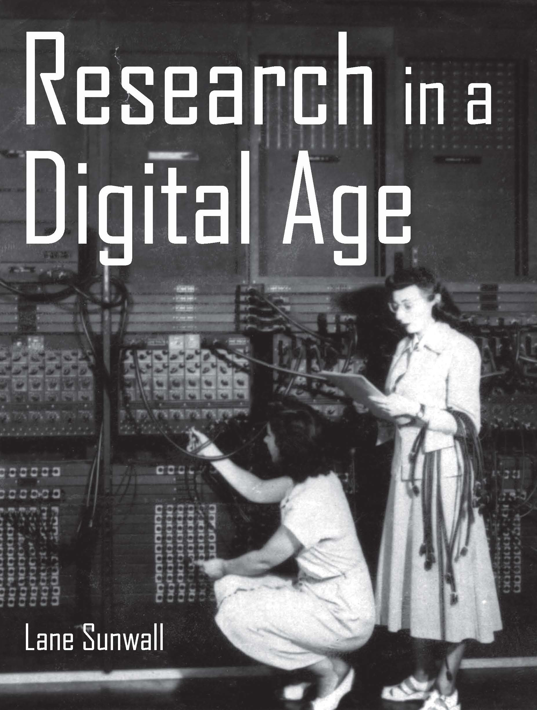 Cover image for Research in a Digital Age
