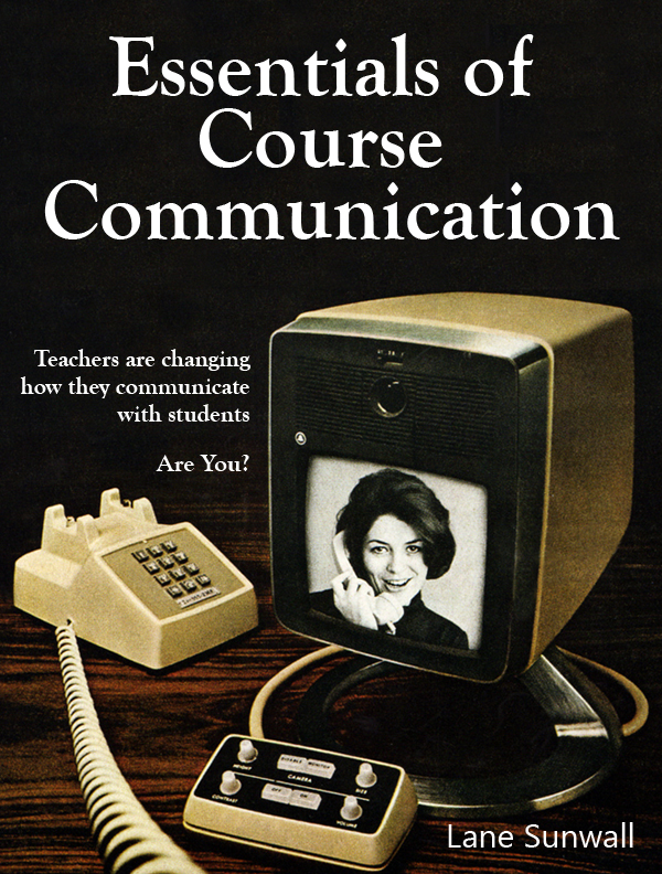 Cover image for Essentials of Course Communication