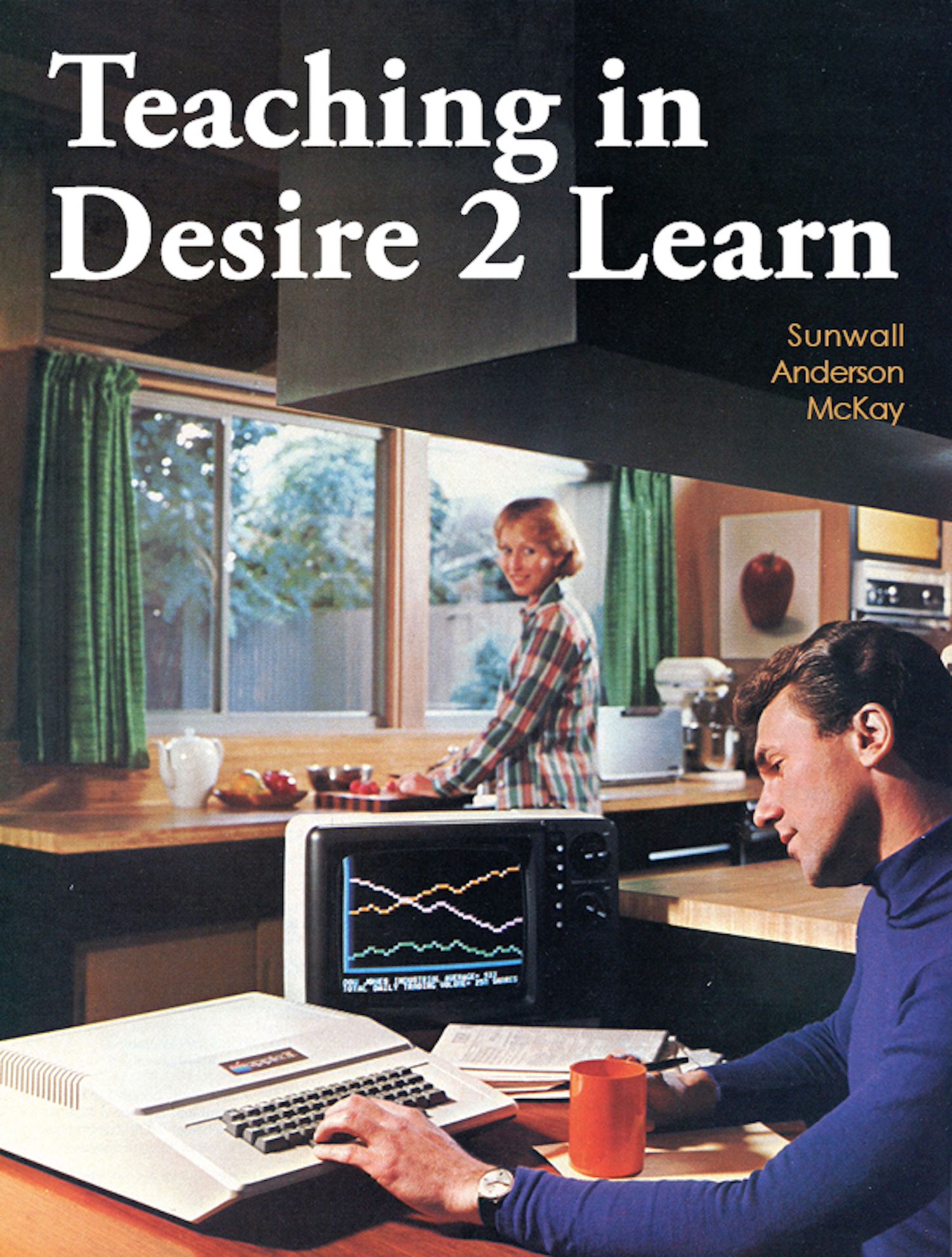 Cover image for Teaching in Desire2Learn