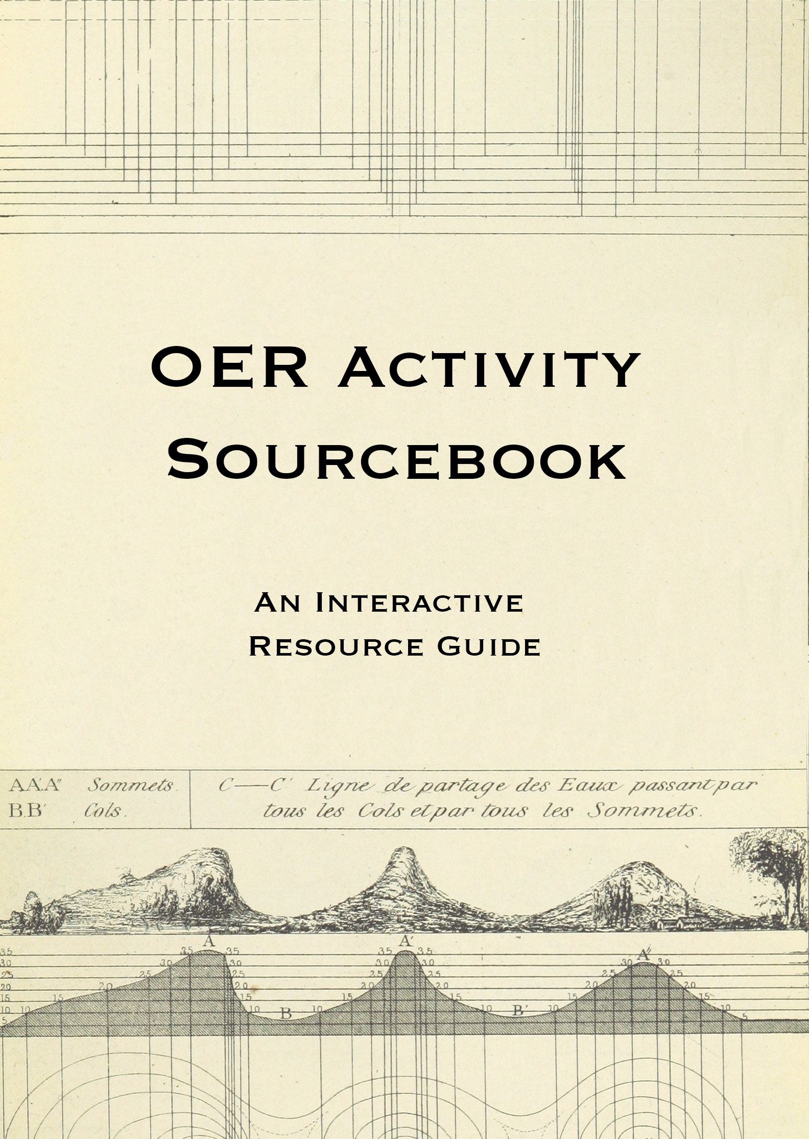 Cover image for OER Activity Sourcebook