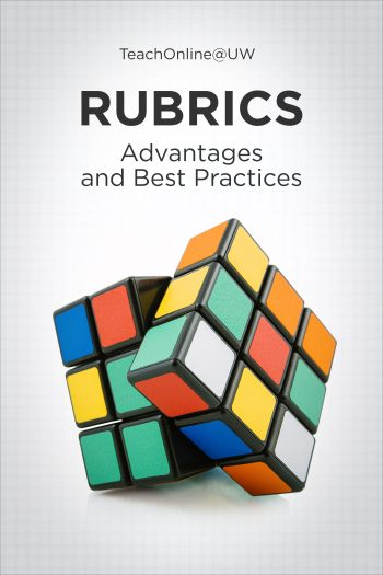 Cover image for Rubrics: Advantages and Best Practices