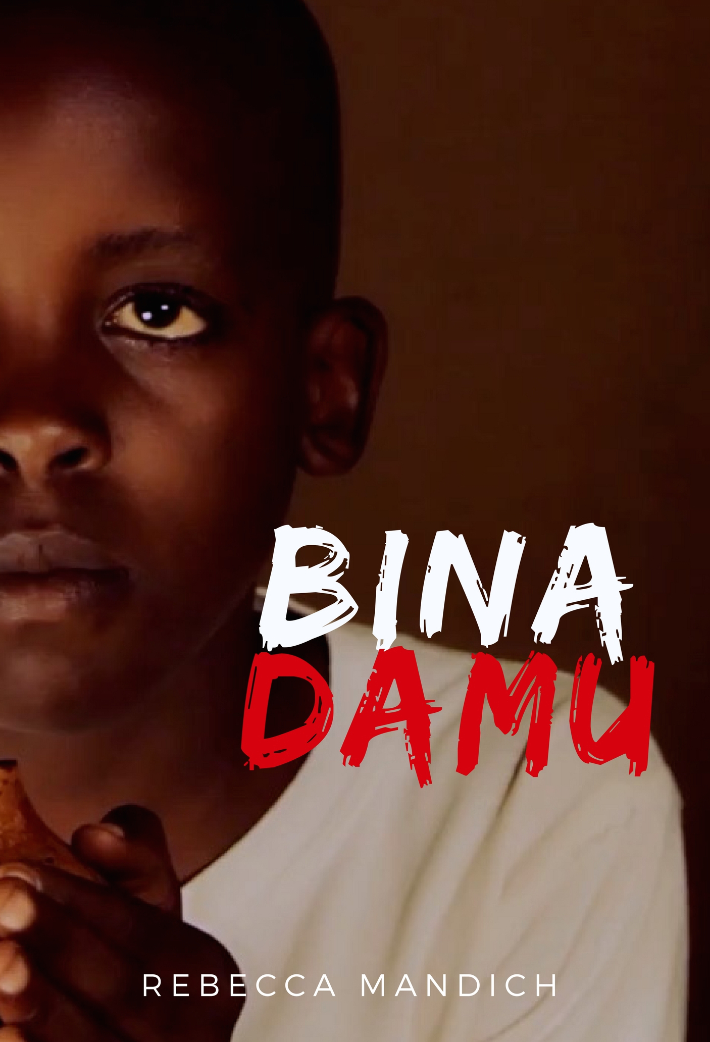 Cover image for Binadamu