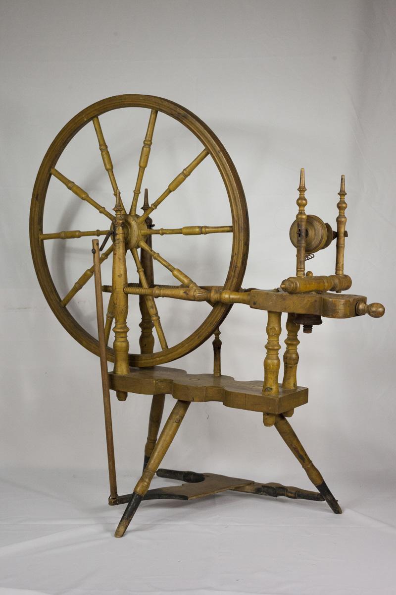 8 Spinning Wheel