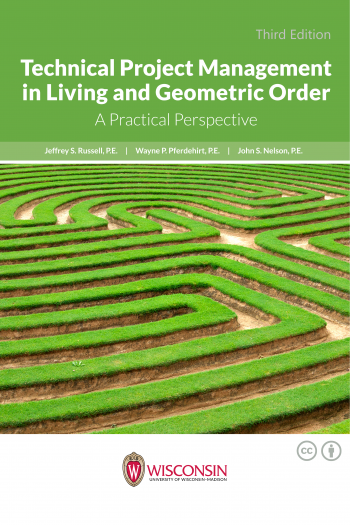 Cover image for Technical Project Management in Living and Geometric Order