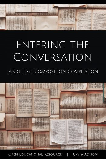 Cover image for Entering the Conversation