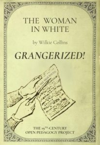 cover for The Woman in White, Grangerized