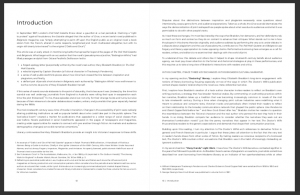 Viewed in two-page format, the pdf version of this text resembles a print book