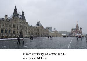 Red Square - GUM