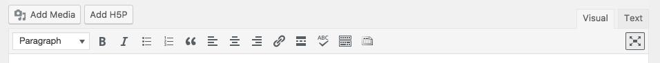 truncated toolbar